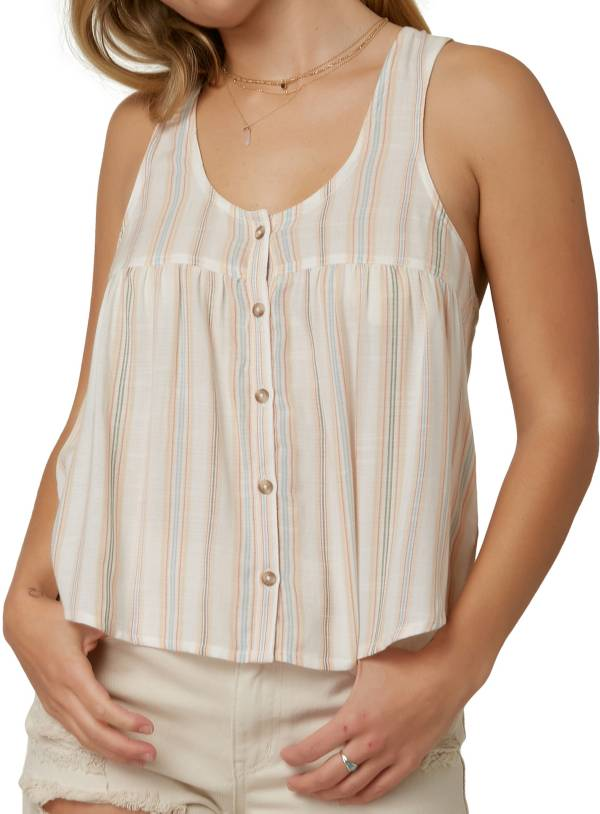 O'Neill Meyer Strip Tank Top product image