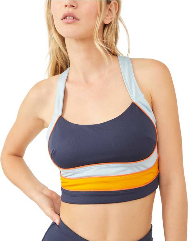 FP Movement by Free People Women's Colorblock In It To Win It Sports Bra product image
