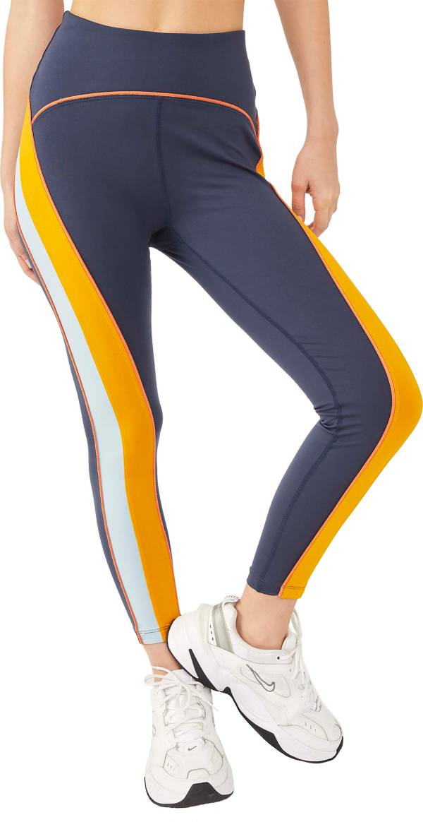 FP Movement by Free People Women's Colorblock In It To Win It 7/8 Leggings product image
