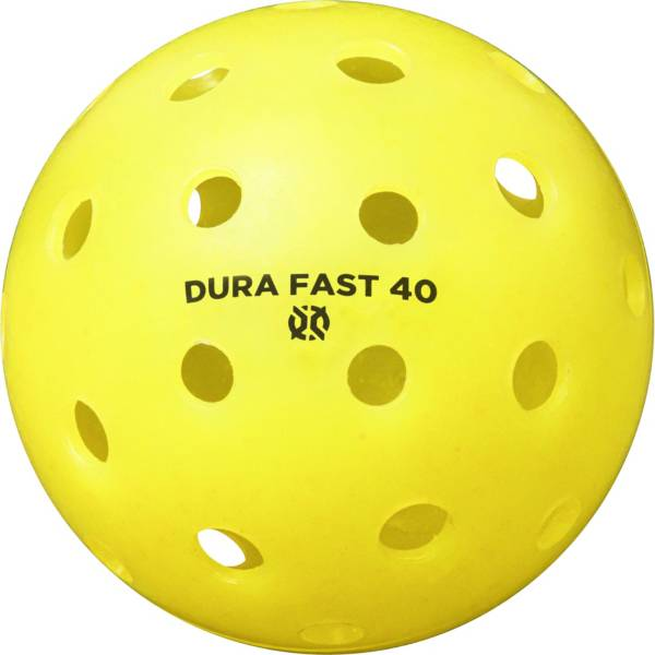 Onix Sports Dura Fast 40 Outdoor Pickleball - 4 Pack product image