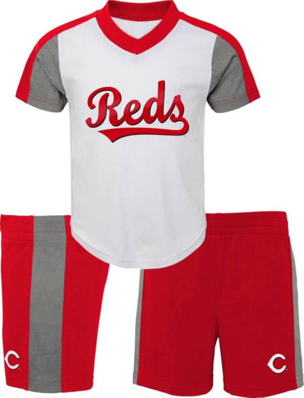 Gen2 Toddler Cincinnati Reds Red Line Up Set product image