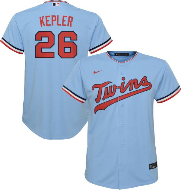 Nike Youth Minnesota Twins Max Kepler #26 Blue Replica Jersey product image