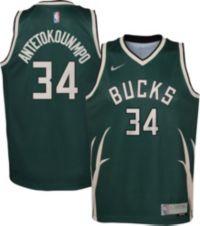 Nike Youth Milwaukee Bucks 2021 Earned Edition Giannis ...