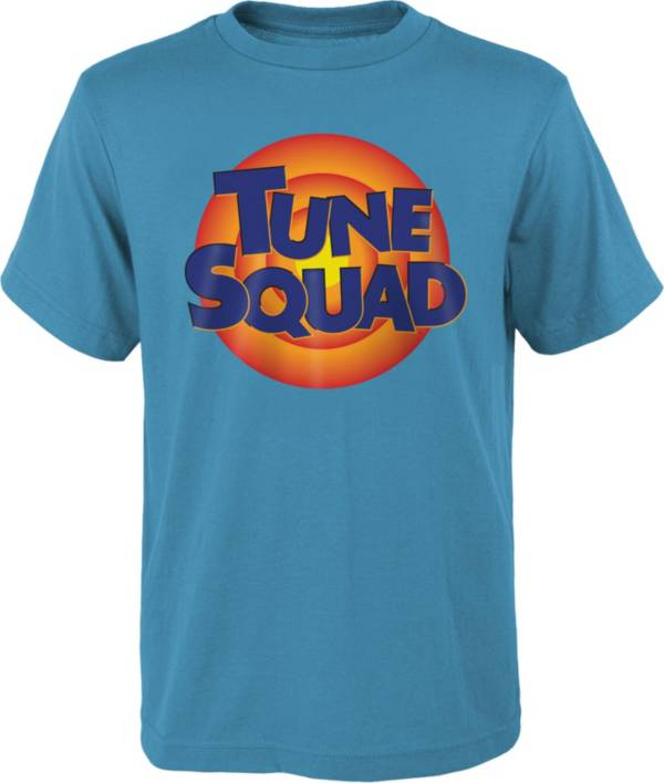 Outerstuff Youth Basketball Space Jam Tune Squad Teal T-Shirt product image