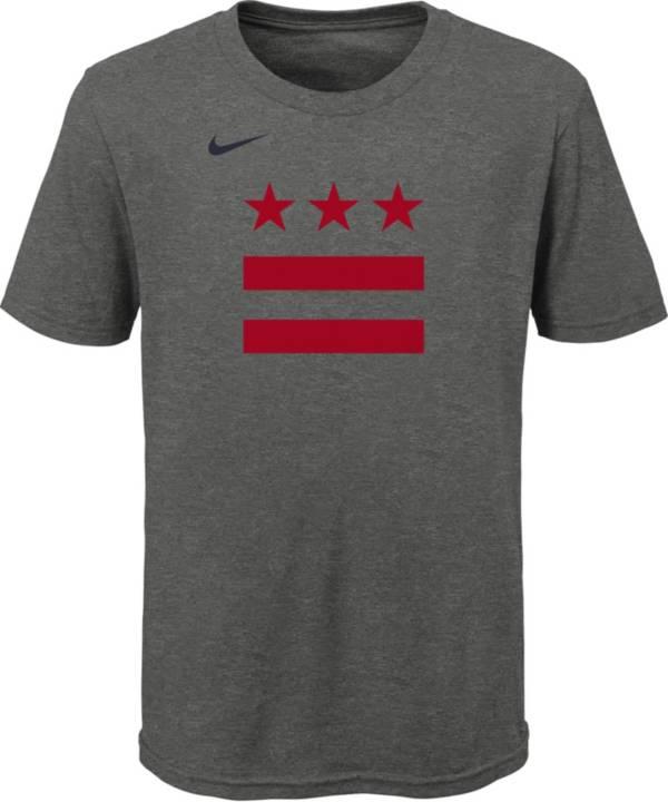 Nike Youth 2020-21 City Edition Washington Wizards Logo T-Shirt product image
