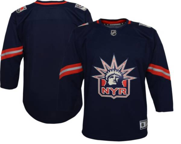 NHL Youth New York Rangers Special Edition Premier Blank Jersey product image