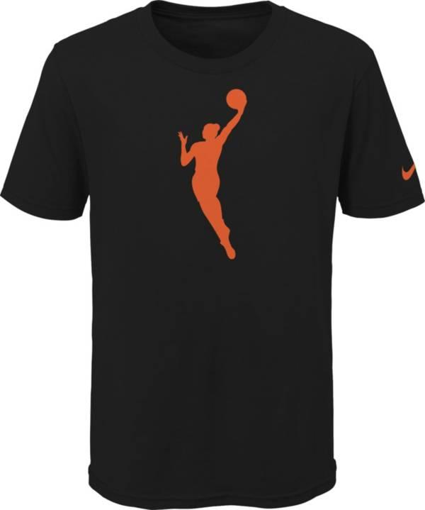Nike Youth WNBA Black Logo T-Shirt product image