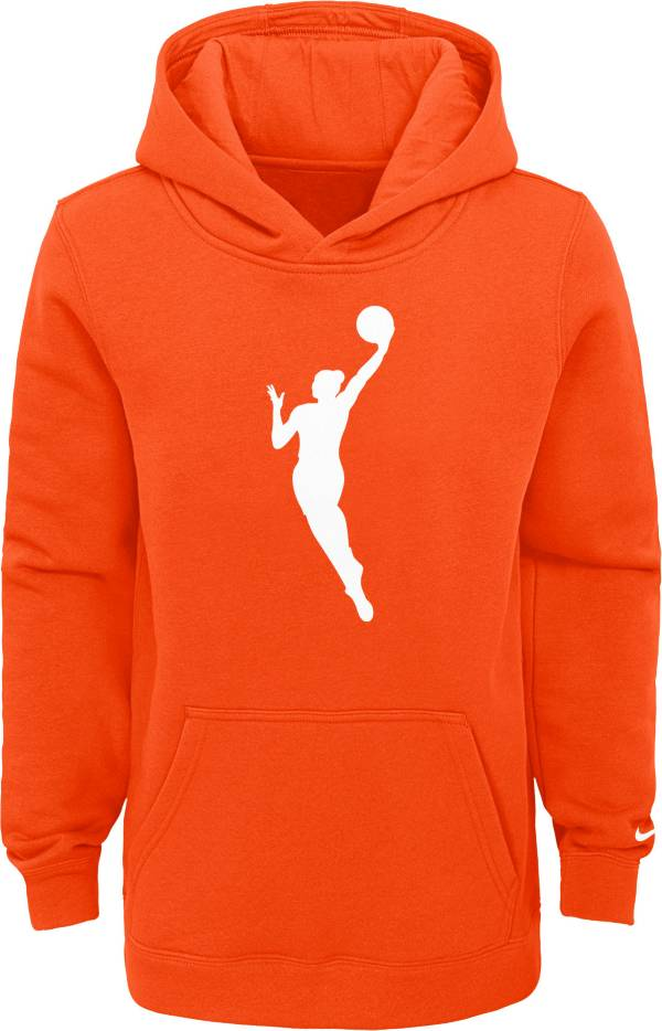 Nike Youth WNBA Orange Logo Hoodie product image