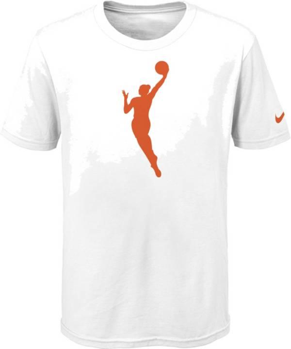 Nike Youth WNBA White Logo T-Shirt product image