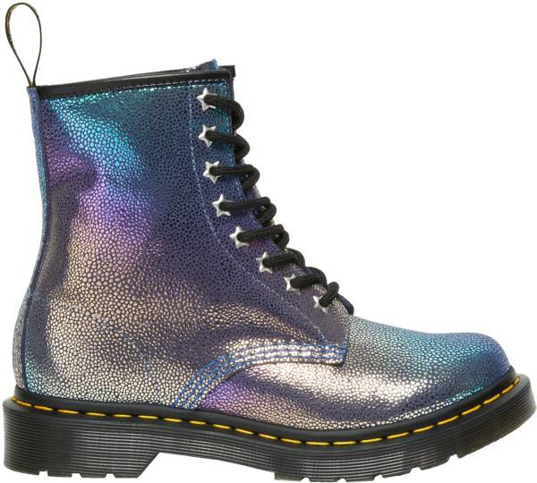 Dr. Martens Women's 1460 Sand Rainbow Ray Boots product image