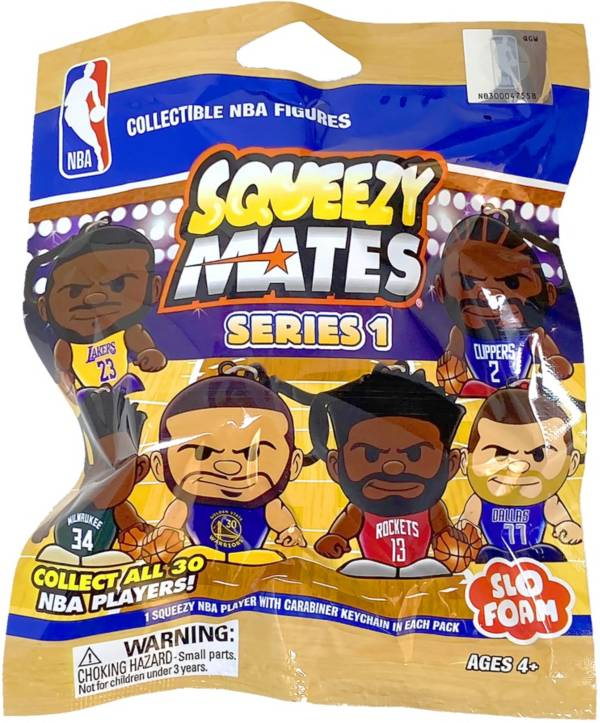 Party Animal NBA SqueezyMates Series 1 Blind Pack product image