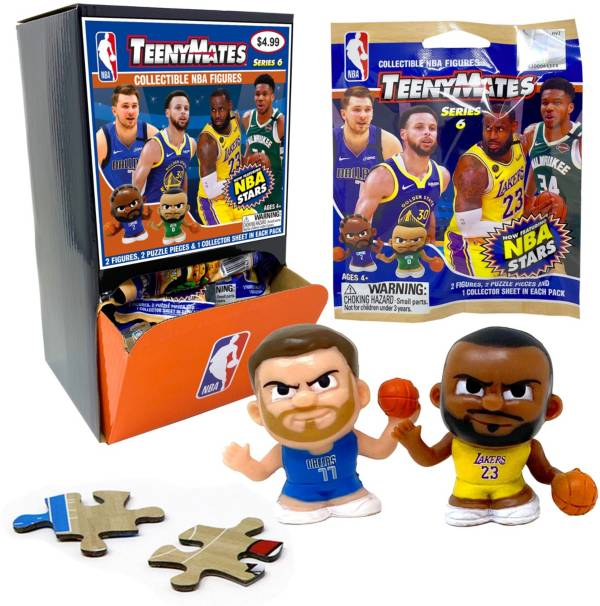 Party Animal NBA TeenyMates Figurine Series 6 Blind Pack product image
