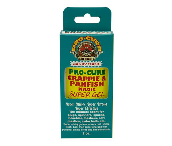 Pro Cure Crappie and Panfish Magic Super Gel product image