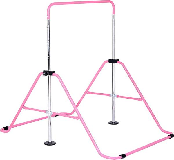 Pure Fun Pink Expandable Gymnastics Bar product image