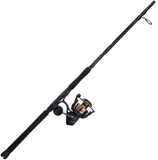 PENN Battle III Travel Spinning Combo product image