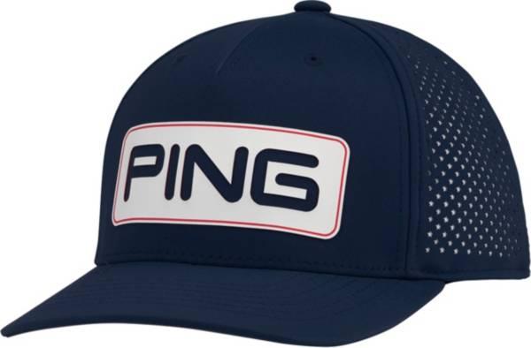 PING Men's Stars & Stripes Tour Snapback Golf Hat product image