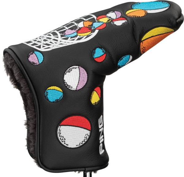 PING Vintage Strobic Blade Putter Headcover product image