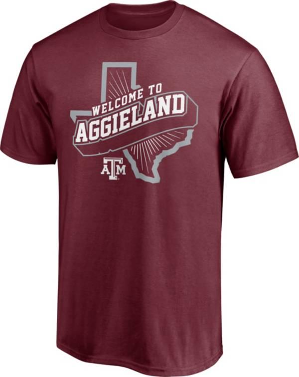 NCAA Men's Texas A&M Aggies Maroon T-Shirt product image