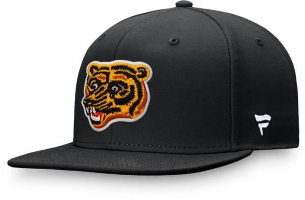 NHL Men's Boston Bruins Special Edition Logo Black Snapback Hat product image