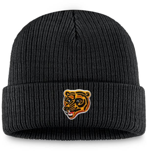 NHL Men's Boston Bruins Special Edition Logo Black Knit Beanie product image