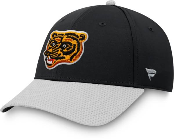 NHL Men's Boston Bruins Special Edition Logo Stretch Fit Black Hat product image