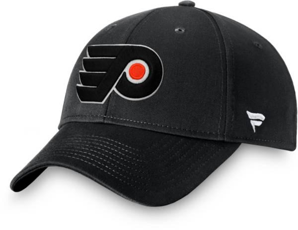 NHL Men's Philadelphia Flyers Special Edition Logo Black Adjustable Hat product image