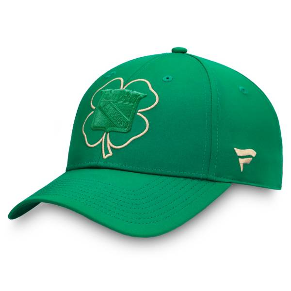 NHL St. Patrick's Day '21 New York Rangers Adjustable Hat product image