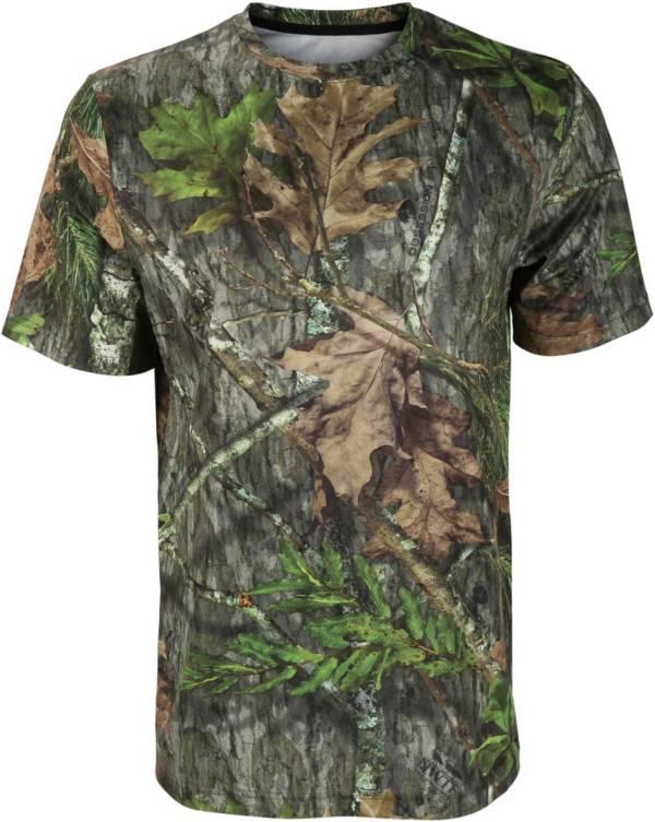 Mossy Oak Men's Obsession Camo Short Sleeve Shirt product image