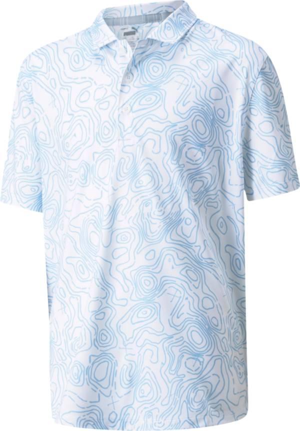 Cobra Boys' MATTR Topography Polo Shirt product image