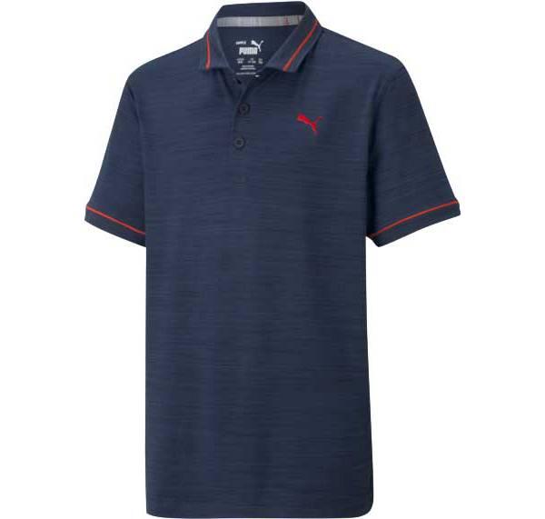 PUMA Boys' Monarch Golf Polo product image