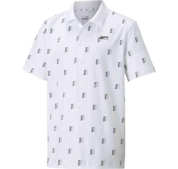 PUMA Boys' Formstripe Golf Polo product image