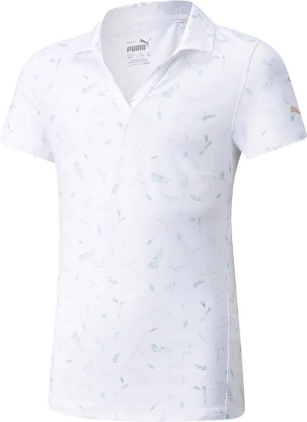 Cobra Girls' Short-Sleeve Greenery Polo Shirt product image