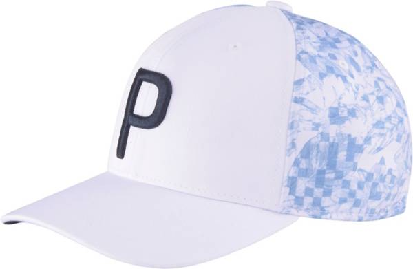 PUMA Men's 16 Bit Floral P 110 Snapback Golf Hat product image