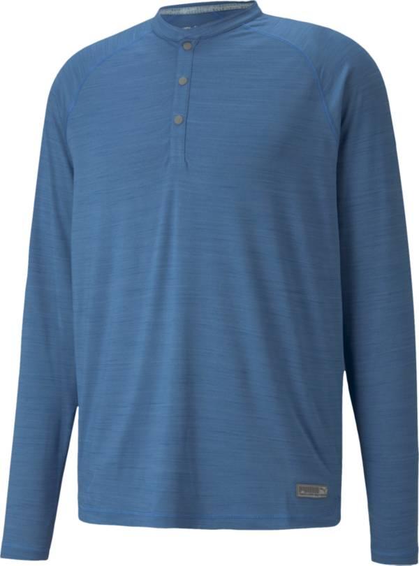 Cobra Men's Cloudspun Long Sleeve Henley Shirt product image