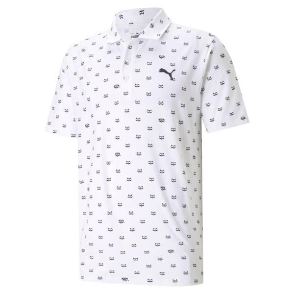 PUMA Men's CLOUDSPUN Bandit Golf Polo Shirt product image