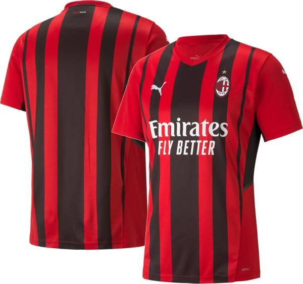 PUMA Men's AC Milan '21 Home Replica Jersey product image