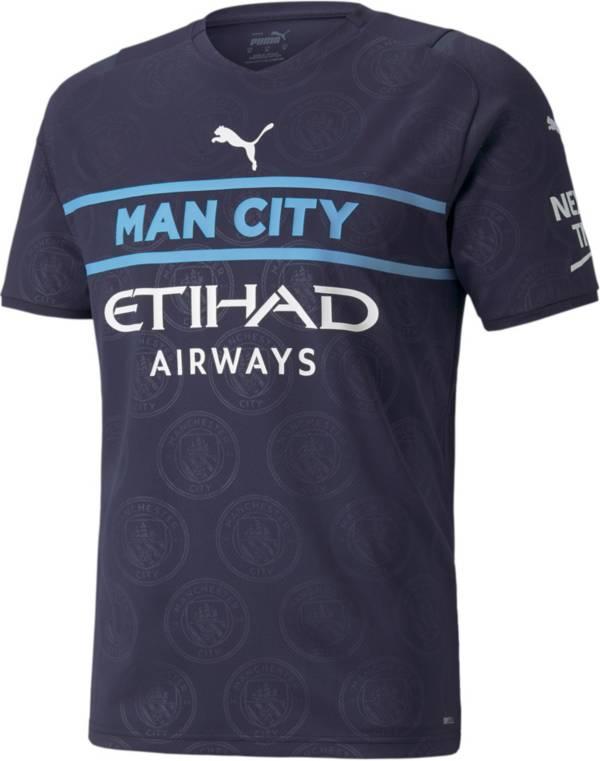 PUMA Men's Manchester City '21 Third Replica Jersey product image