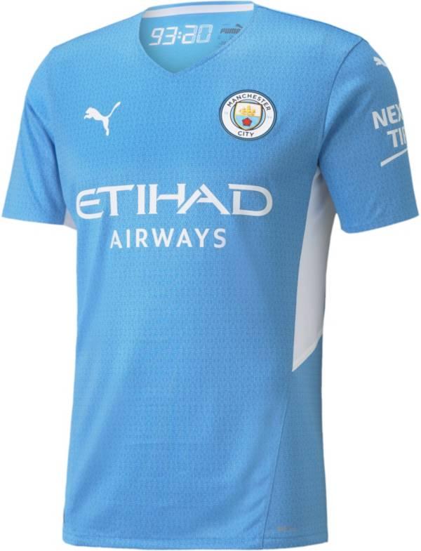 PUMA Men's Manchester City '21 Home Replica Jersey product image