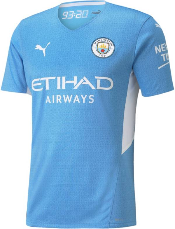 PUMA Men's Manchester City '21 Home Authentic Jersey product image