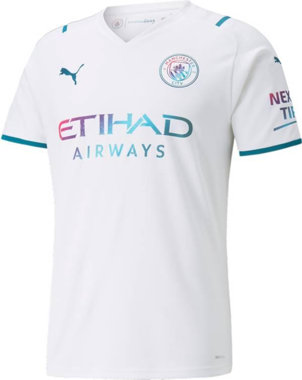 PUMA Men's Manchester City '21 Away Replica Jersey product image