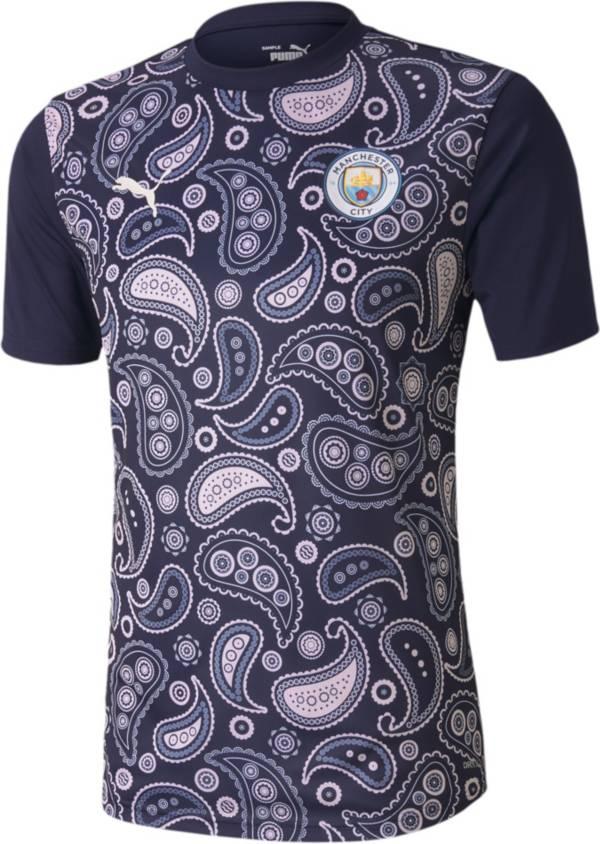 PUMA Men's Manchester City '20 Third Prematch Jersey product image
