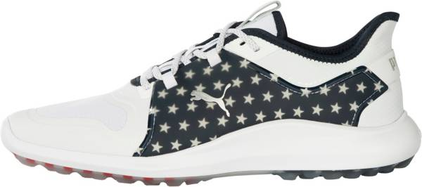 PUMA Men's IGNITE Fasten8 Stars and Stripes Golf Shoes product image