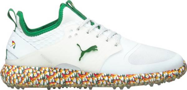 PUMA Men's Ignite PWRADAPT Caged Arnold Palmer Golf Shoes product image