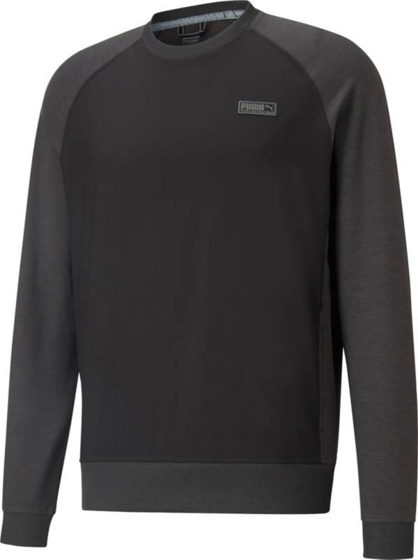 PUMA Men's Excellent Golf Wear Crewneck Golf Sweatshirt product image