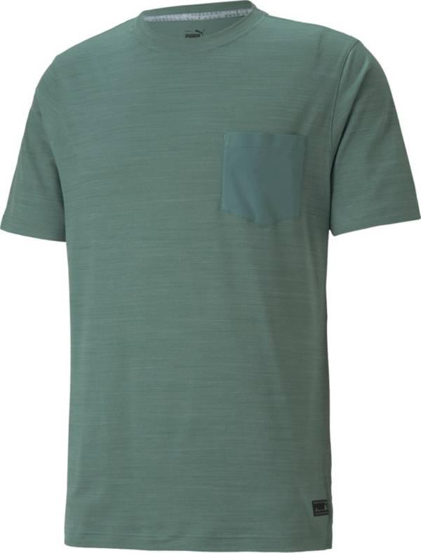 PUMA Men's Excellent Golf Wear Pushcart Golf T-Shirt product image