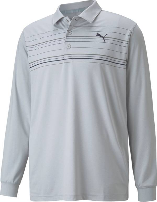 Puma Men's MATTR Long Sleeve Golf Polo product image