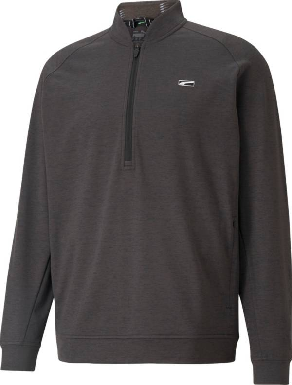 PUMA Men's Moving Day CLOUDSPUN 1/4 Zip Golf Pullover product image
