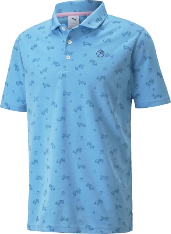 PUMA x Arnold Palmer Men's Best Friend Short Sleeve Golf Polo product image