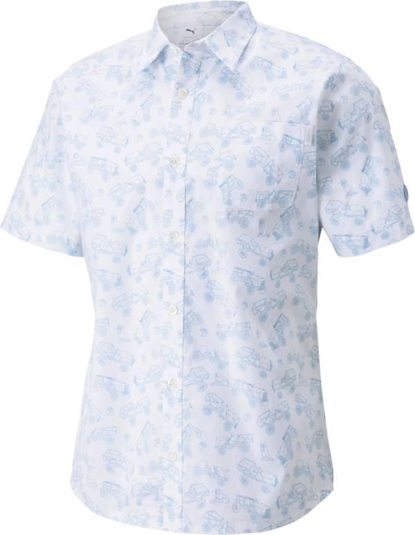 PUMA x Arnold Palmer Men's Best Friend Button Down Golf Shirt product image