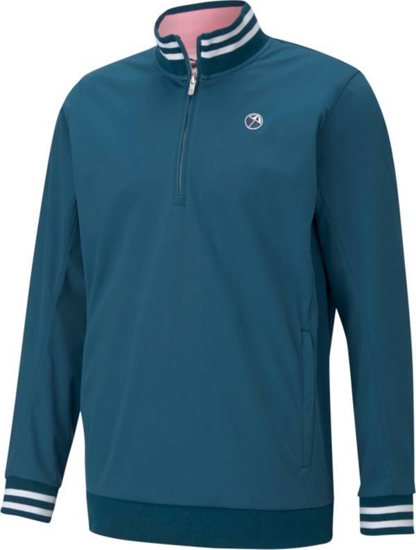 PUMA x Arnold Palmer Men's Handshake 1/4 Zip Golf Pullover product image